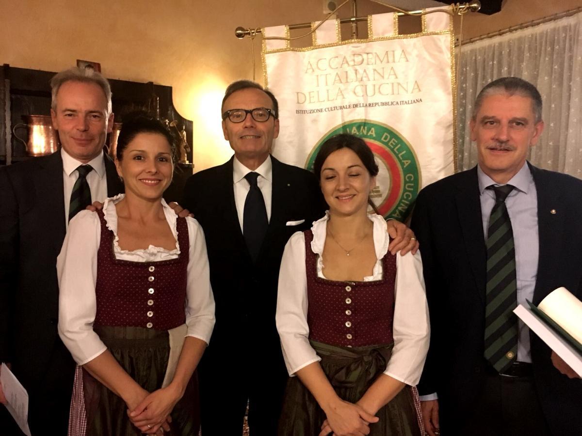 L accademia italiana della cucina premia l abruzzese fabrizio