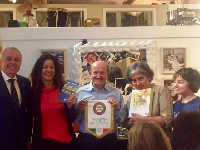 Accademia italiana della cucina è nata la delegazione del vasto