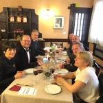 Riunione conviviale fra le Delegazioni Alto Vicentino e Rovigo-Adria-Chioggia